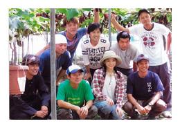 2013年6月20日 日本テレビ『アグリンの家』に出演しました。