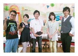 2014年7月4日 J:COMチャンネル『関西満載 おちゃのこsaisai』に出演しました。